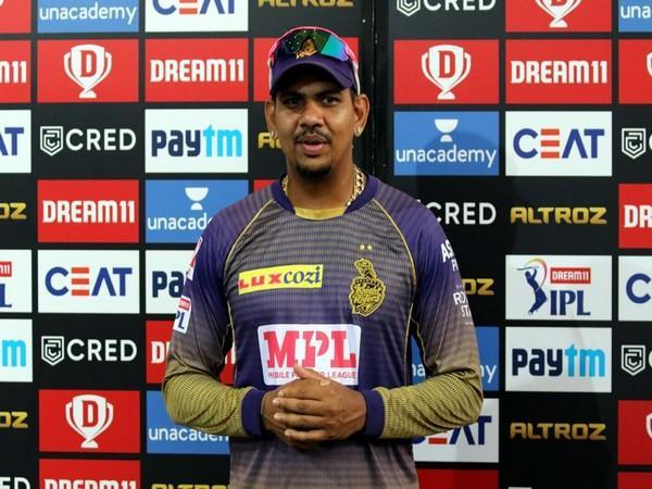 KKR spinner Sunil Narine (Photo/ iplt20.com)