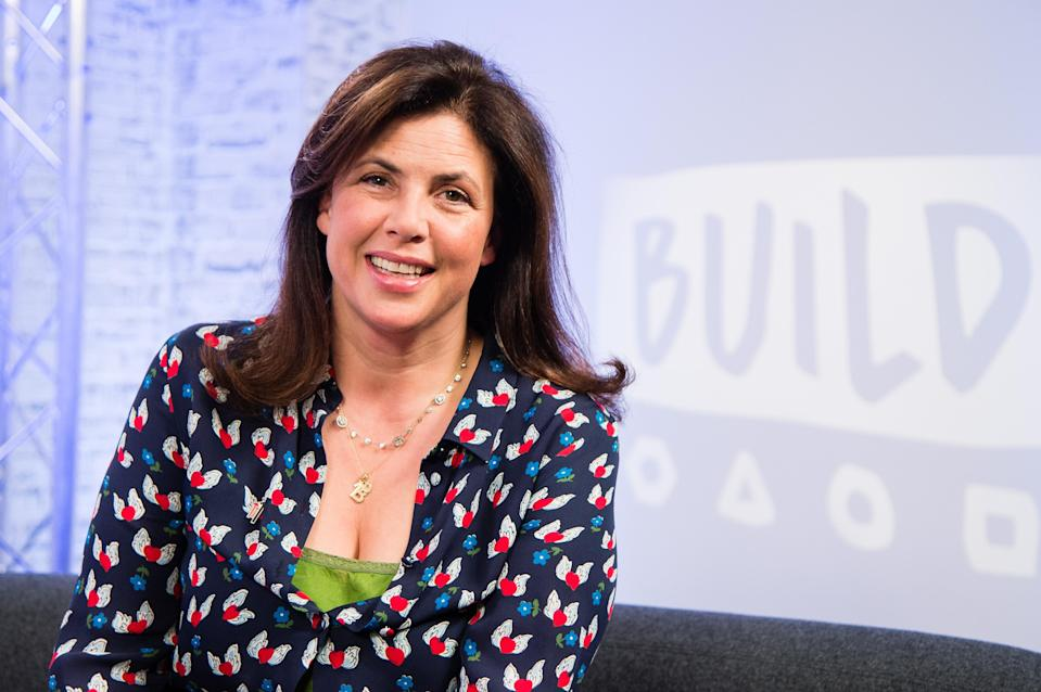 Kirstie Allsopp during a BUILD event at AOL London on September 28, 2018 (Jeff Spicer/Getty Images)