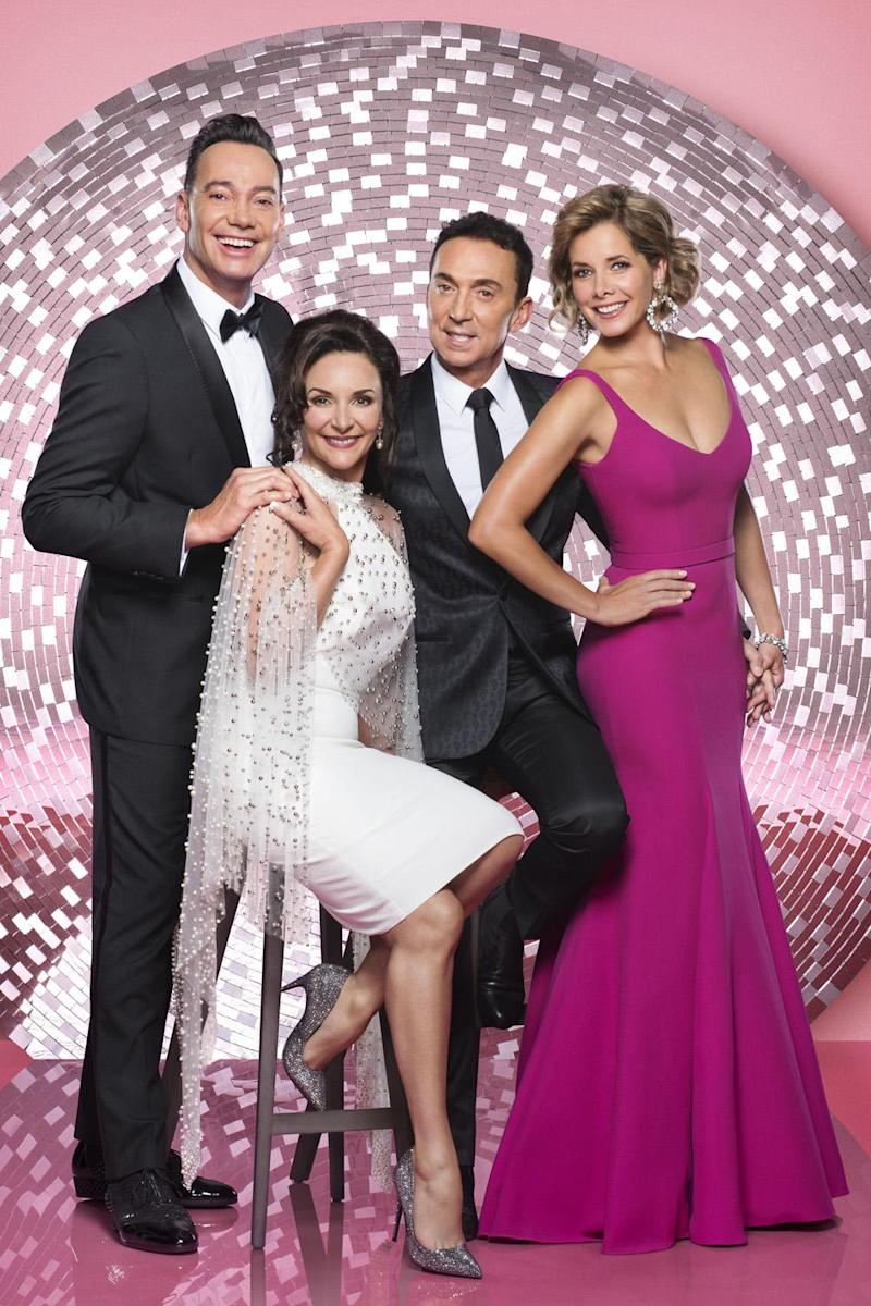 Nominated: Strictly Come Dancing has been named on the longlist for the NTAs(BBC/Guy Levy)