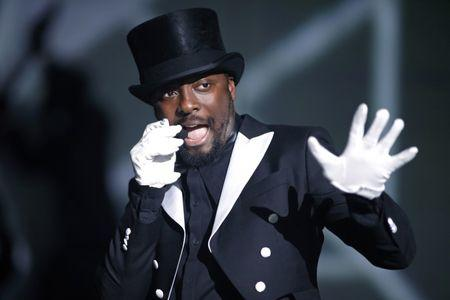 Recording artist Will.i.am performs at Bercy stadium in Paris