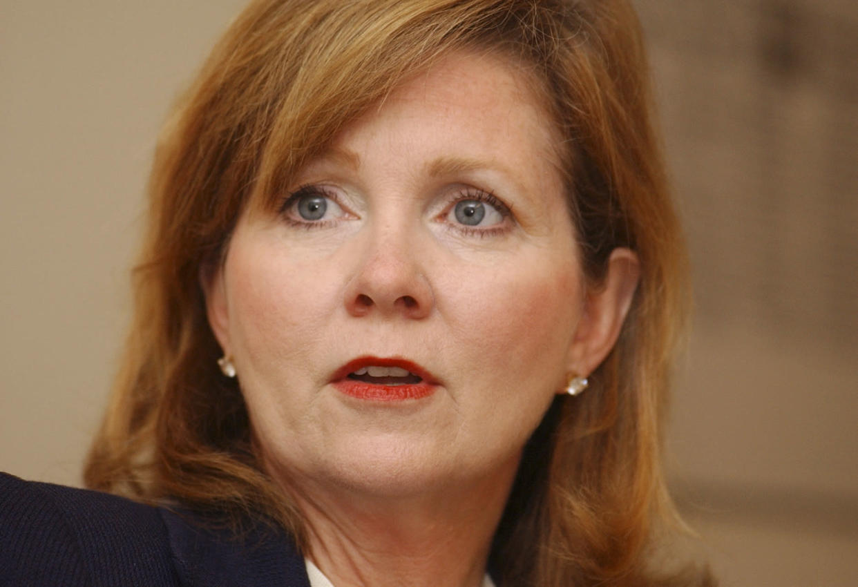 Candidate Marsha Blackburn in 2001. (Photo: Tom Williams/Roll Call/Getty Images)