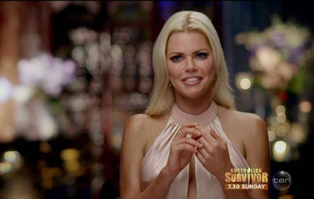 Does Sophie Monk have her eye on someone in particular? Source: Channel 10