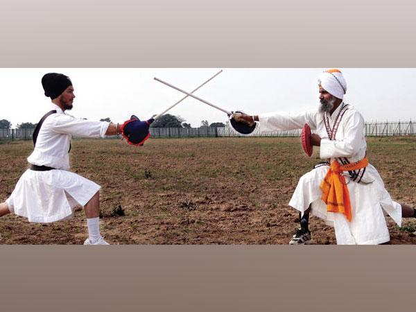 Gatka originates from the state of Punjab and this traditional fighting style of the Nihang Sikh Warriors is used both as self-defense as well as a sport.
