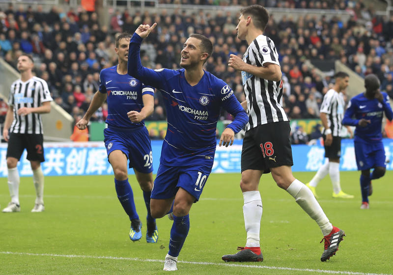 Chelsea edge Newcastle amid late Yedlin drama