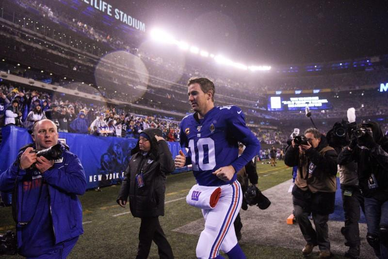 NFL notebook: Giants QB Manning set to retire
