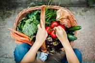Click through the gallery to see nine ways you could be eating healthier.
