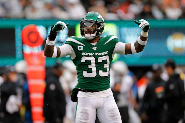 Jets safety Jamal Adams. (Getty Images)