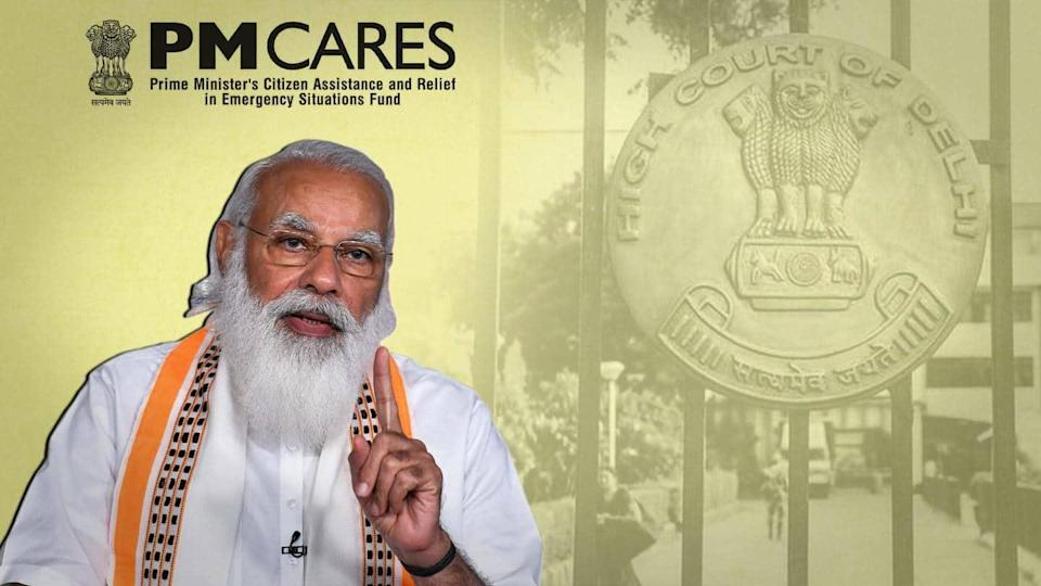 PM-CARES not a government fund, Centre tells Delhi HC