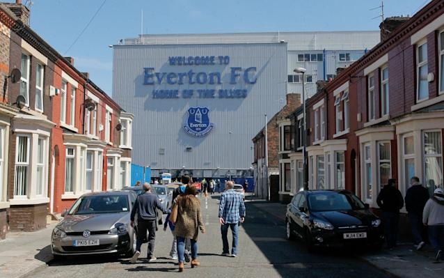<span>Everton have cleared first hurdle in their attempts to leave Goodison Park</span>