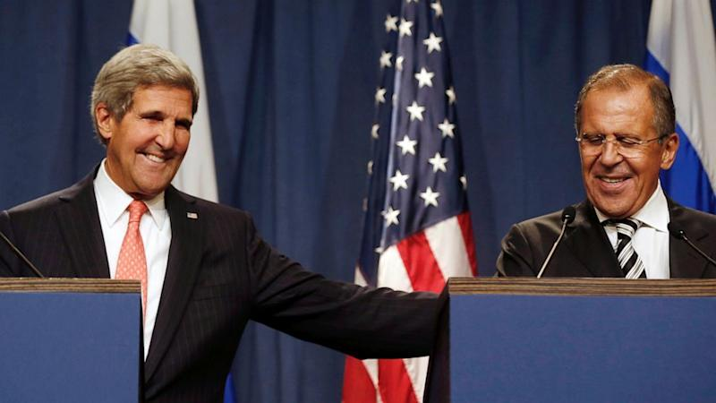 US and Russia Reach Agreement on Plan to Rid Syria of Chemical Weapons