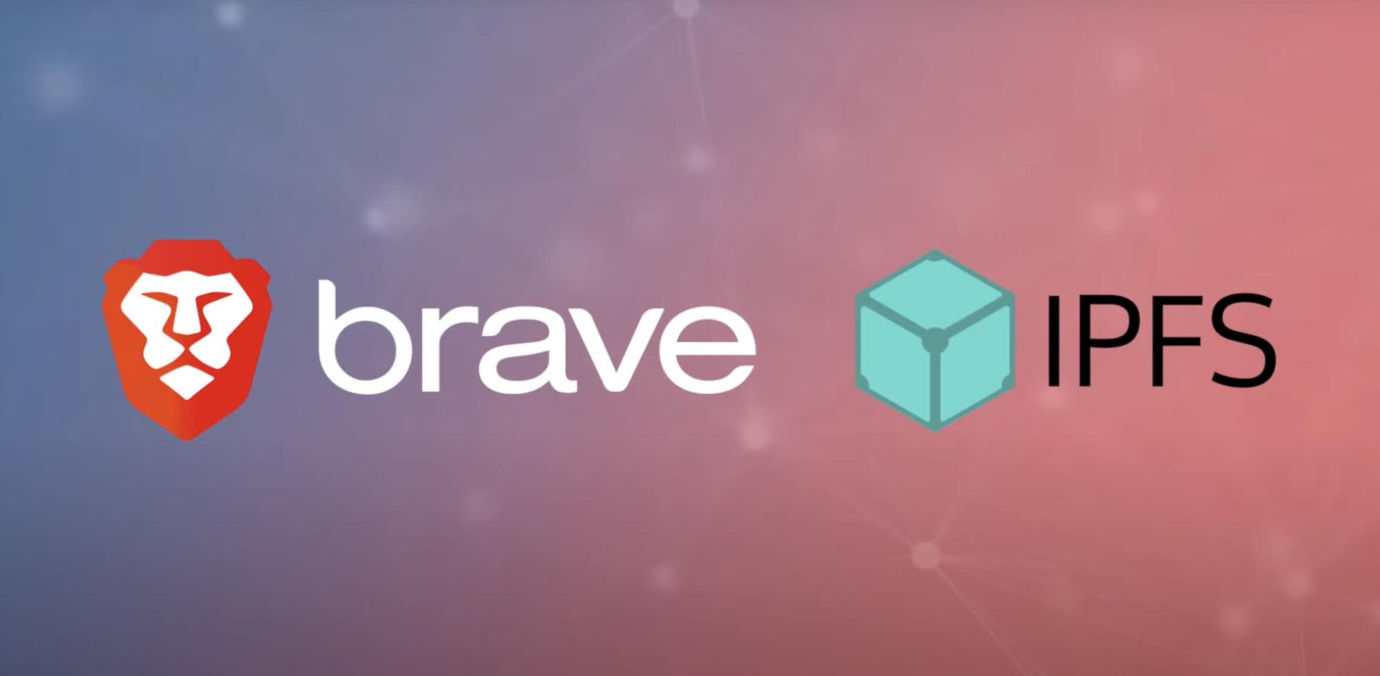 Brave web browser adds native support for peer-to-peer IPFS protocol