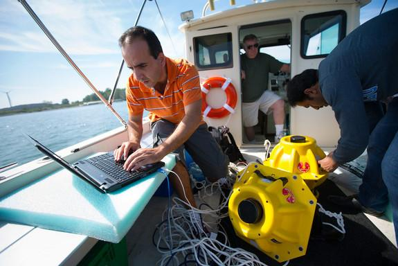 New Wave Wi-Fi: Wireless Underwater Internet in the Works