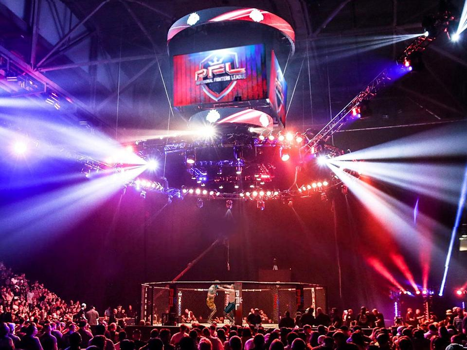 Verdict MMA has begun a partnership with the PFL (PFL)