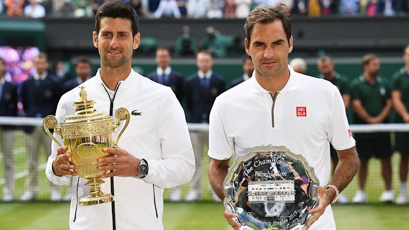 Roger Federer suffered a 'blow' with Wimbledon being cancelled - Toni Nadal