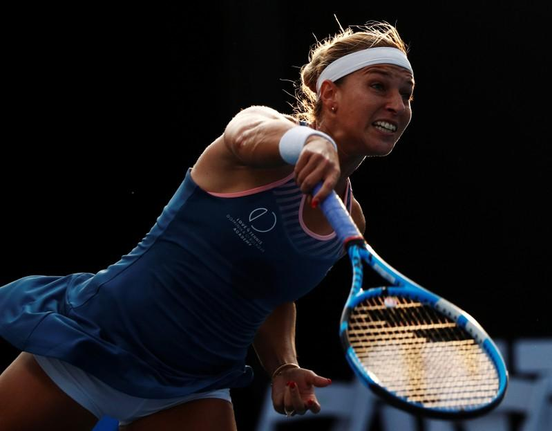 Former world number four Cibulkova announces retirement