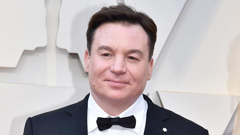 Mike Myers Teases New Austin Powers Movie at 2019 Oscars