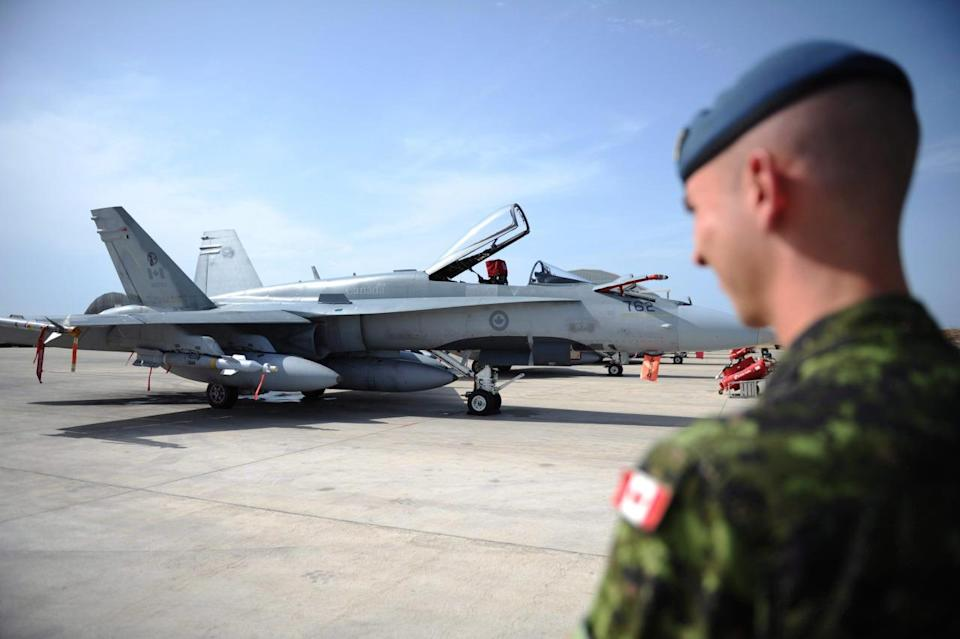 Canada considers European troop commitment as CSIS warns Russia is 'mobilizing for war'