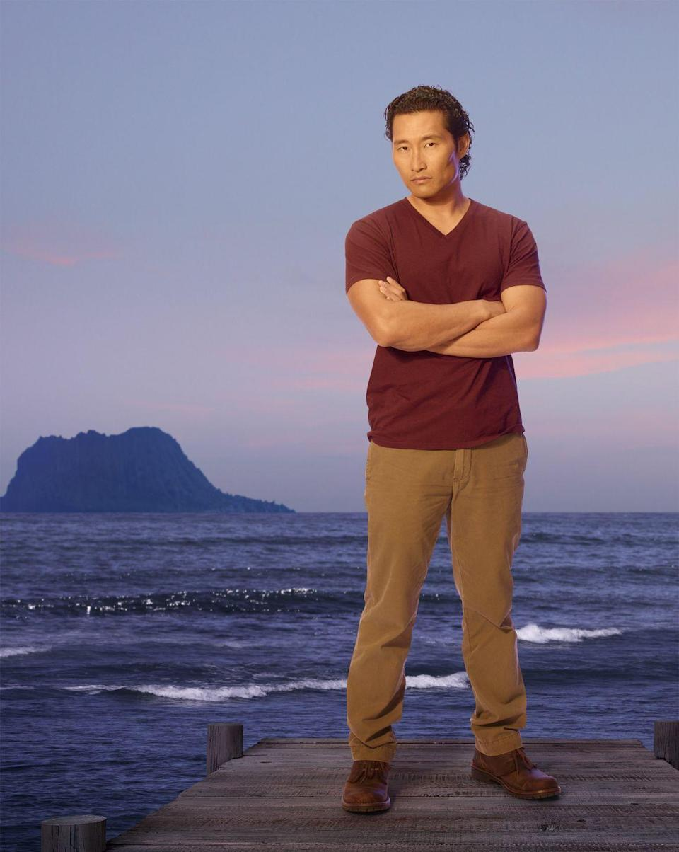 <p>He starred as Jin-Soo Kwon, a Korean fisherman who landed on the island with his wife Sun-Hwa Kon. As Jin, he spoke on the show almost entirely in Korean and spent a lot of time trying to find a way to escape the island.</p>