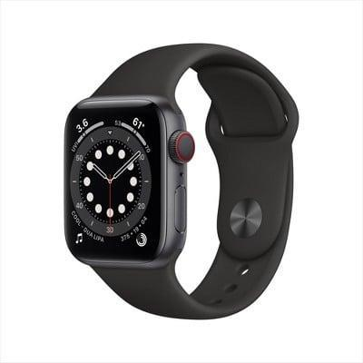 <p>If they're tech obsessed, this <span>Apple Watch Series 6 GPS + Cellular</span> ($450) will be the best gift ever.</p>