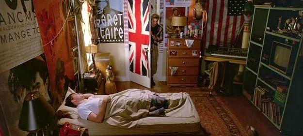 Wear your heart on your wall like Ferris Bueller (Ferris Bueller's Day Off, Paramount Pictures)