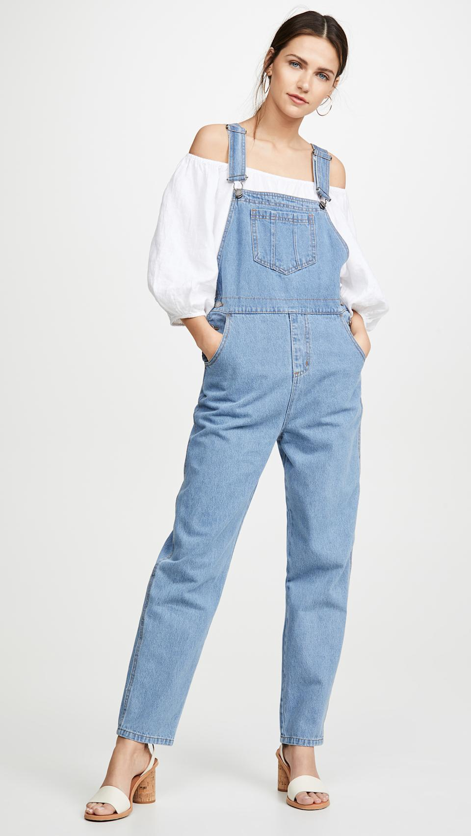 The Fifth Label Arthouse Overalls