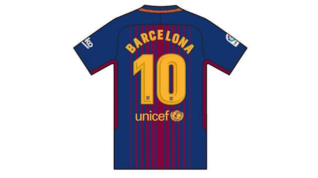 Special Jersey FC Barcelona 19082017