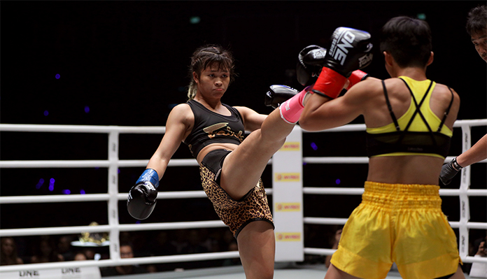 Image result for stamp fairtex female martial artist