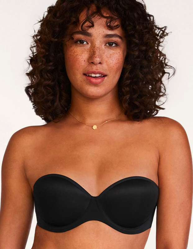 "$68, ThirdLove. <a href=""https://www.thirdlove.com/products/black-24-7-classic-strapless-bra"" rel=""nofollow noopener"" target=""_blank"" data-ylk=""slk:Get it now!"" class=""link rapid-noclick-resp"">Get it now!</a>"