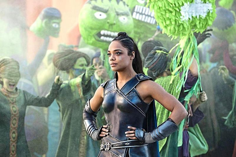 Thor star Tessa Thompson says racism is sewn into our DNA