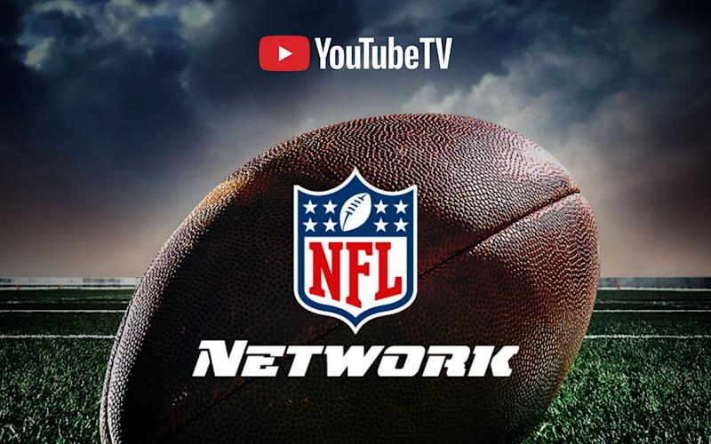 YouTube TV NFL Network