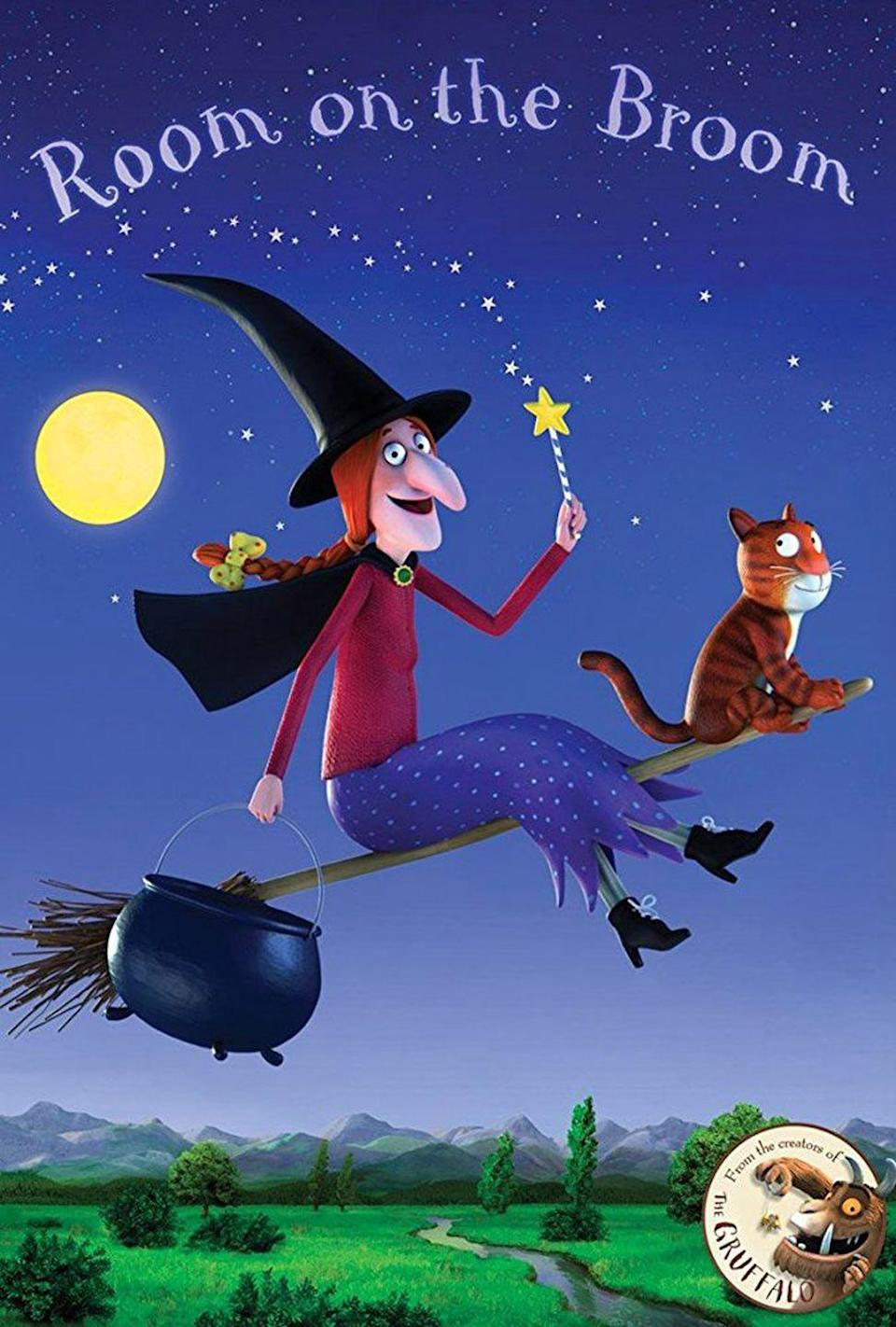 "<p>This friendly witch is working hard to rebuild her broom so all her furry friends can fly together.</p><p><a class=""link rapid-noclick-resp"" href=""https://www.netflix.com/watch/80005738"" rel=""nofollow noopener"" target=""_blank"" data-ylk=""slk:WATCH NOW"">WATCH NOW</a></p>"