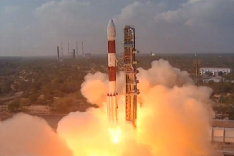 ISRO Slams Century, Launches 100th Satellite With 30 Co-Passengers