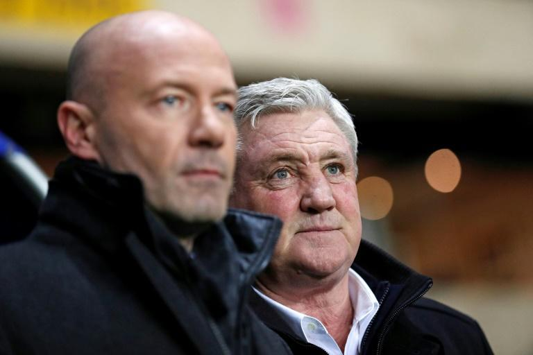 Alan Shearer (left)understands the anger and frustration of Newcastle fans after a Saudi-backed takeover deal collapsed