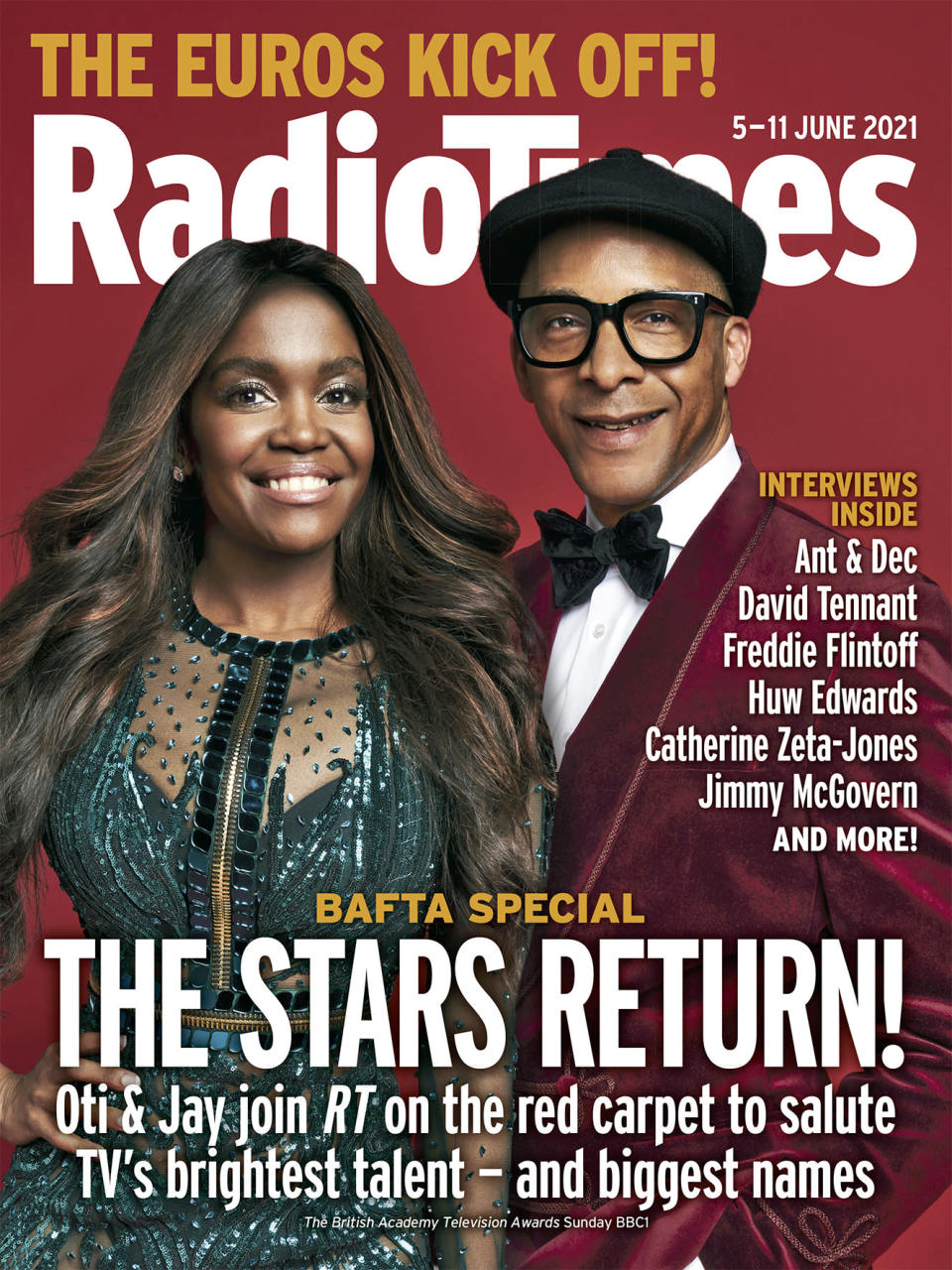 This week's issue of Radio Times magazine (Radio Times)