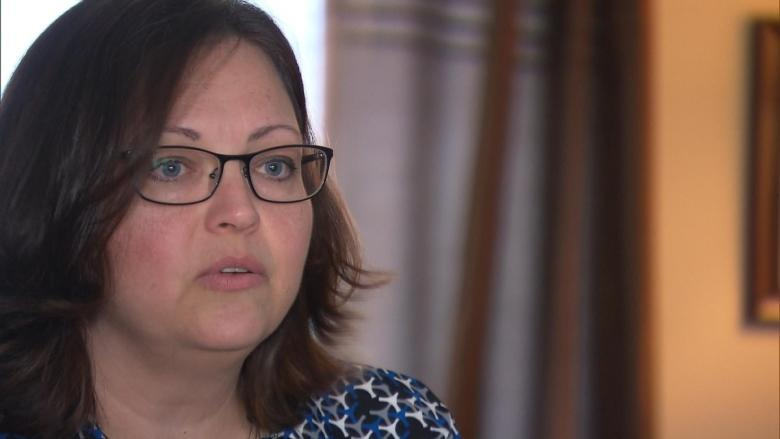 Christine Kostecki has a nursing degree, but can't work in Quebec because she never passed her French exam.