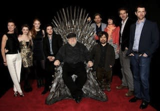 UPDATE: HBO Says 'Game of Thrones' Creator George R. R. Martin To Make Cameo In Season 4 – Which Doesn't Exist Yet