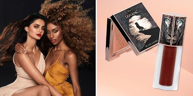 Luminess Cosmetics Is Offering 50 Percent Off Its The Lion King Collection for Black Friday and Cyber Monday