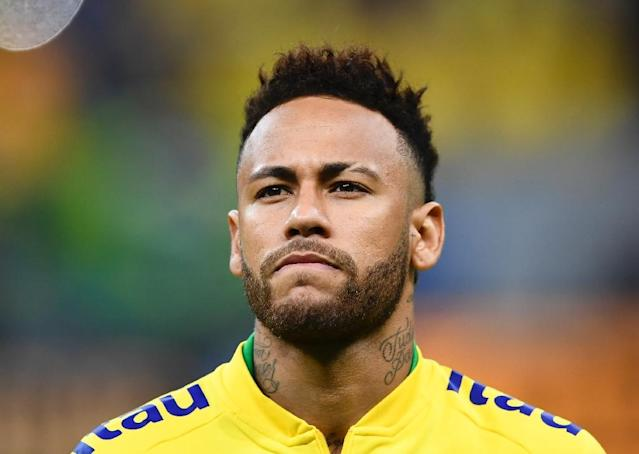 Brazil's Neymar to take pay cut to rejoin Barcelona, according to Spanish reports (AFP Photo/EVARISTO SA)