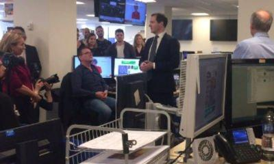 New Evening Standard editor Osborne criticised for remaining as MP