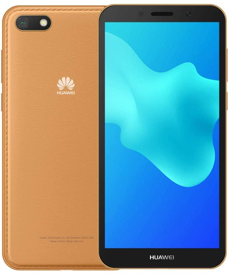 "Huawei Y5 NEO - Smartphone 5.45"" HD, 16GB, 3020mAh Battery, Desbloqueado, Latam version - Café"
