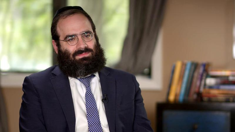 Rabbi Yehudah Kaszirer is the director of Bikur Cholim of Lakewood in New Jersey. The non-profit, which provides intermediary services between healthcare providers and members of the Orthodox Jewish community, mobilized quickly by organizing drives to provide donations of convalescent plasma to combat COVID-19. (NBC News)