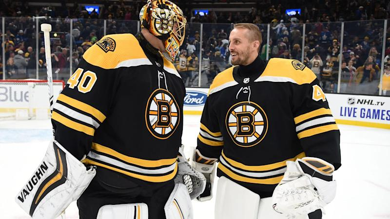 First-round back-to-backs favor NHL teams with two top goalies