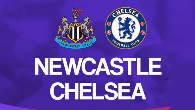 Premier League - Newcastle United Vs Chelsea (Bola.com/Adreanus Titus)