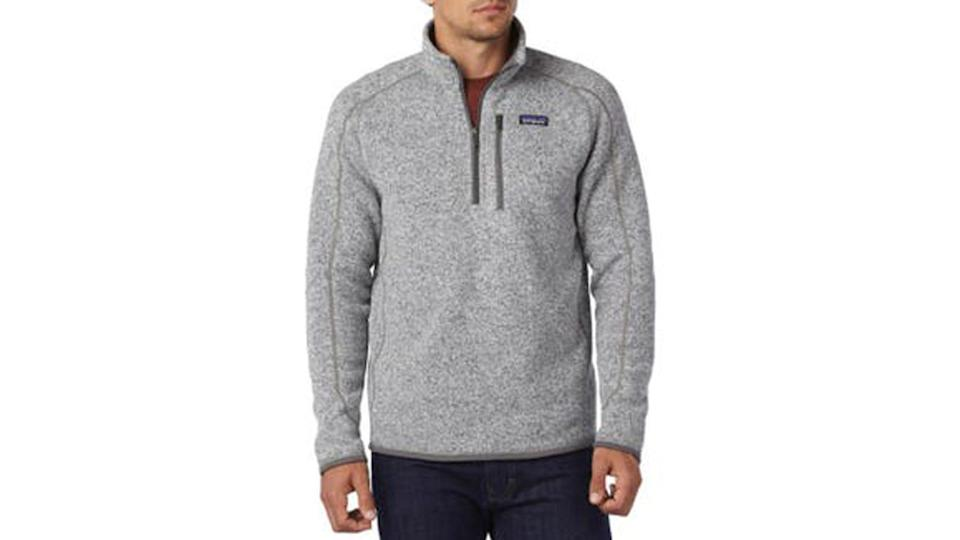 The best gifts for men: Patagonia Better Sweater.