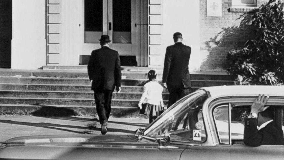 Ruby Bridges' courage remains a moment enshrined in history: ANALYSIS