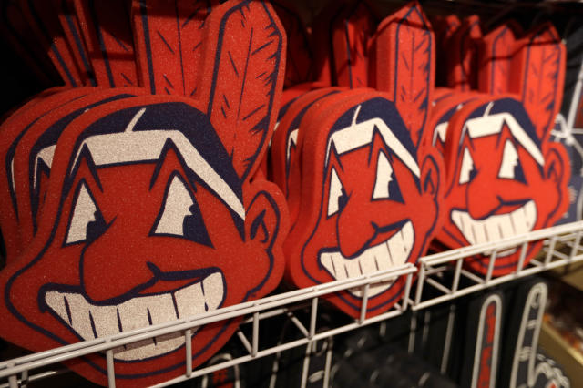 Chief Wahoo will not appear on future Hall of Fame plaques. (AP Photo)
