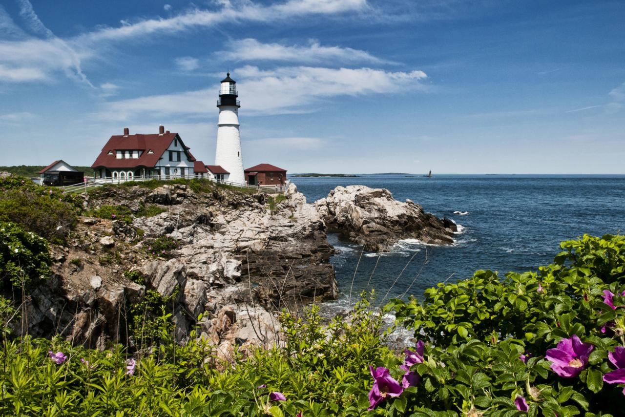 "<p>Median home price: <strong>$357,682</strong></p> <p>While it might not seem like your traditional sun-kissed and barefoot beach town, picturesque Portland has tons to offer in the way of culture, bars, restaurants, and beautiful scenery. The city's southern end is a draw for water lovers, with a small beach and easy access to paddleboarding and kayaking. But those searching for true beachy bliss can also set down roots in nearby Scarborough, a classic summer escape with wide beaches and loads of nature trails. Median listing prices here come in at $410K (slightly higher than Portland metro), but quaint Cape Cods or Colonials can also be snagged in the high 300s, <a href=""https://www.realtor.com/news/trends/americas-most-affordable-beach-towns-2019-edition/"" target=""_blank"">according to a local realtor</a>.</p>"