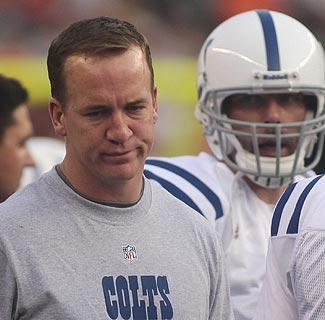 Peyton Manning reportedly asked to take red-zone snaps in the season finale