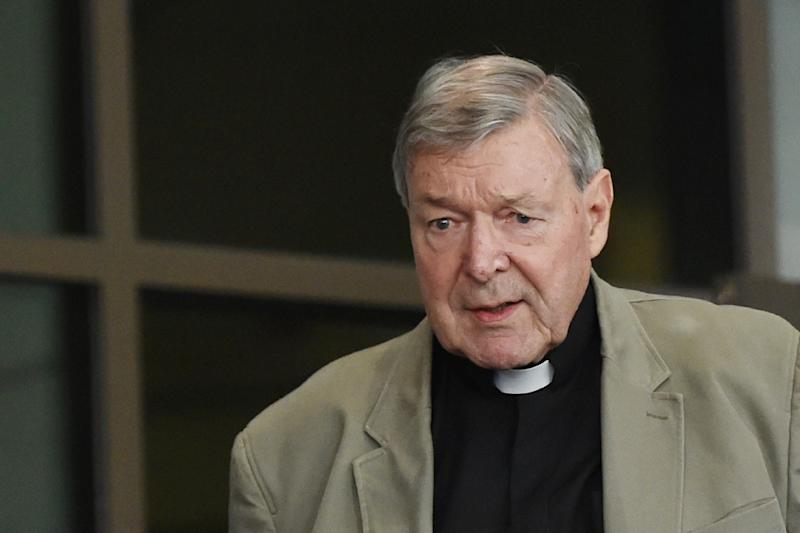 Pell, a top adviser to Pope Francis, is accused of multiple offences relating to incidents that allegedly occurred years ago