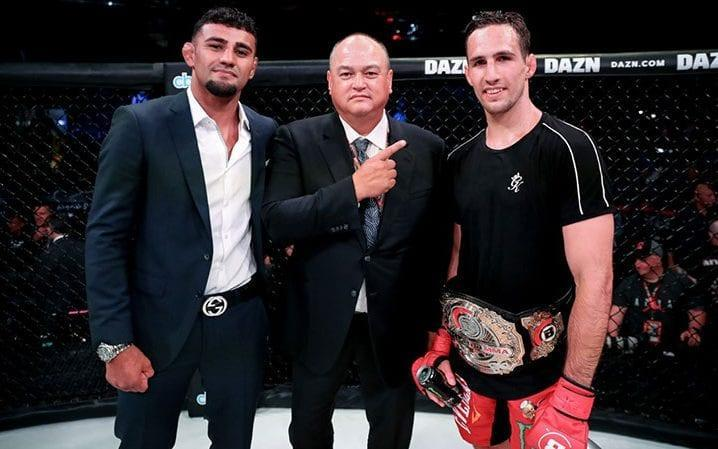 Rory MacDonald will face Douglas Lima in the Bellator welterweight Grand Prix final - Lucas Noonan/Bellator
